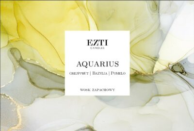 Wosk zapachowy Aquarius