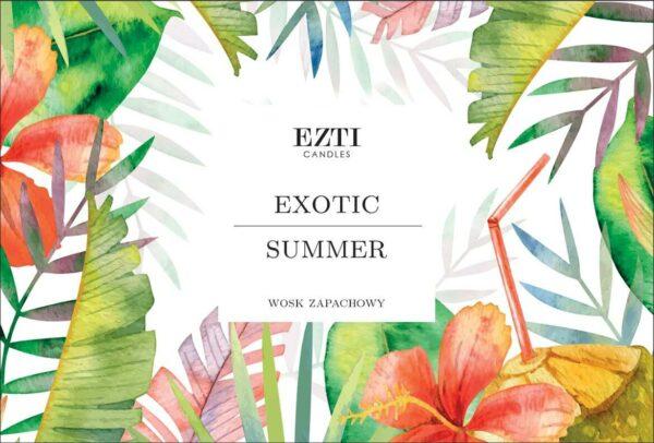 Wosk zapachowy Exotic Summer