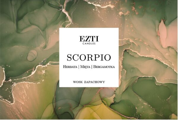 Wosk zapachowy Scorpio EZTI
